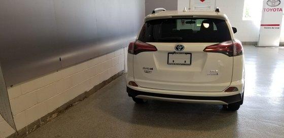 2016 Toyota RAV4 Hybrid XLE HYBRIDE (5/25)