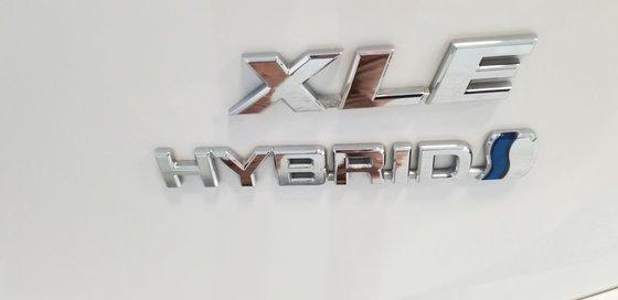 2016 Toyota RAV4 Hybrid XLE HYBRIDE (22/25)