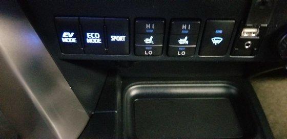 2016 Toyota RAV4 Hybrid XLE HYBRIDE (9/25)