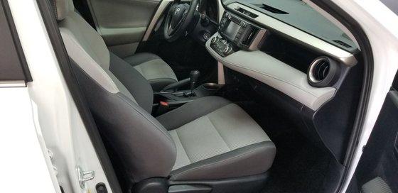 Toyota RAV4 XLE 2013 (13/18)
