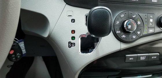 Toyota Sienna LE 2011 (7/23)