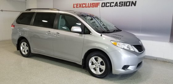 2012 Toyota Sienna LE (6/16)