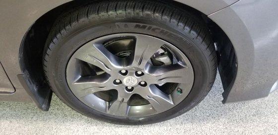 2015 Toyota Sienna SE (21/26)