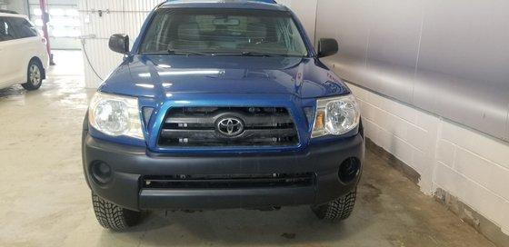 Toyota Tacoma VENDU TEL QUEL !! 2008 (2/10)