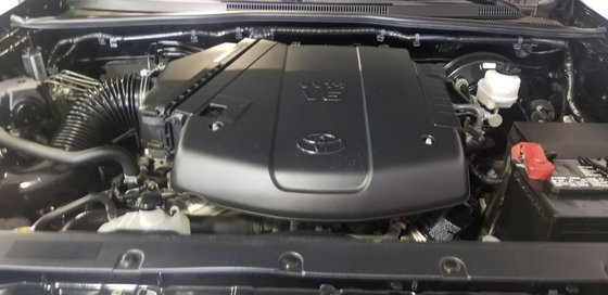 2015 Toyota Tacoma SR5 (2/16)