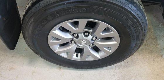 Toyota Tacoma SR5 2016 (21/22)