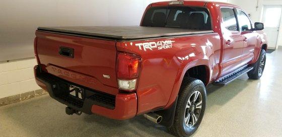 2017 Toyota Tacoma TRD (3/22)
