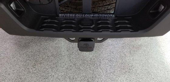 2017 Toyota Tacoma TRD (21/22)
