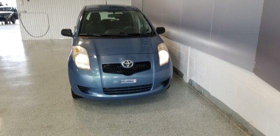2007 Toyota Yaris LE (3/18)