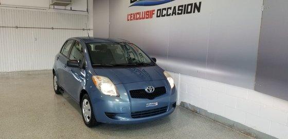2007 Toyota Yaris LE (4/18)