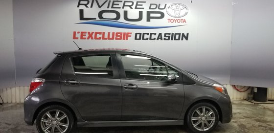 Toyota Yaris SE 2012 (1/19)
