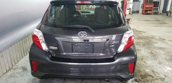 Toyota Yaris SE 2012 (4/19)