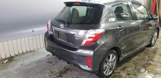 Toyota Yaris SE 2012 (5/19)