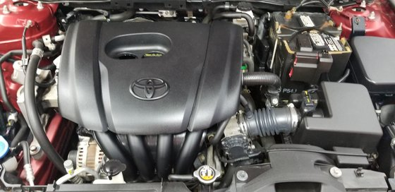 Toyota Yaris  2016 (20/21)