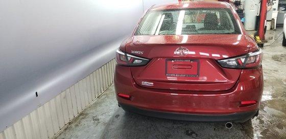 Toyota Yaris  2016 (2/21)