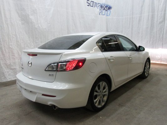 Used 2011 Mazda Mazda3 Gt Gt In Amos Used Inventory Soma Ford In Amos Quebec