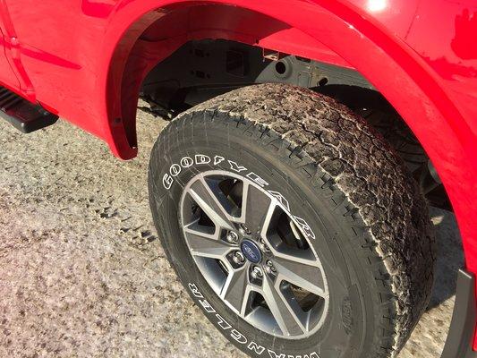 Ford F-150 XLT 2017 SPORT (9/20)