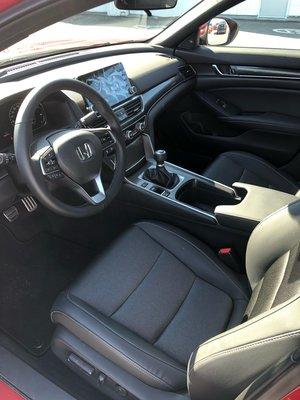 2018 Honda Accord Sedan Sport (10/14)