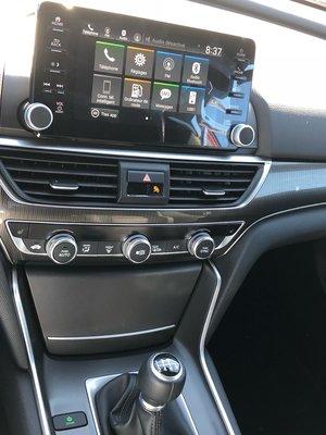 2018 Honda Accord Sedan Sport (9/14)