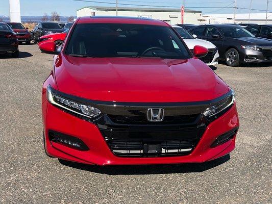 2018 Honda Accord Sedan Sport (8/14)