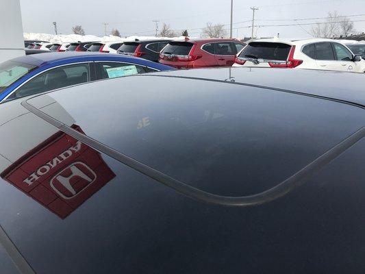 Honda Civic Sedan EX 2014 TOIT OUVRANT (6/15)