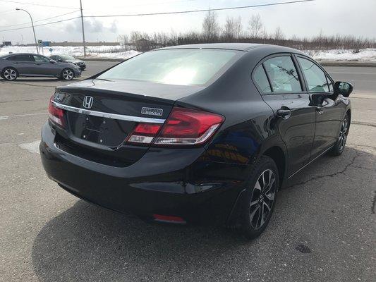 Honda Civic Sedan EX 2014 TOIT OUVRANT (3/15)