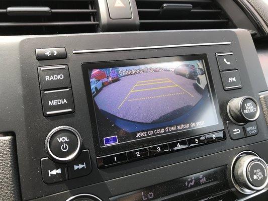 Honda Civic Sedan DX 2017 BAS KM (24/25)