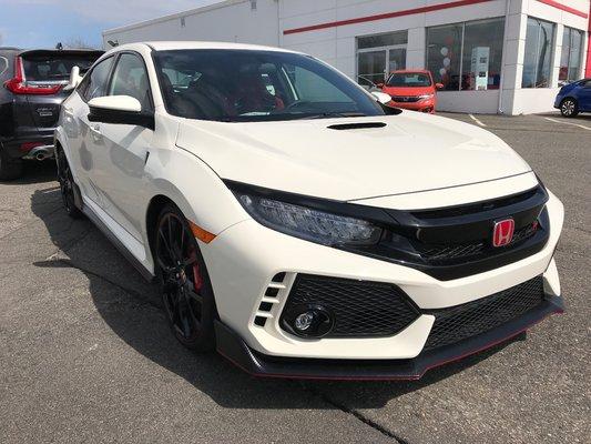 2018 Honda Civic Type R (4/22)