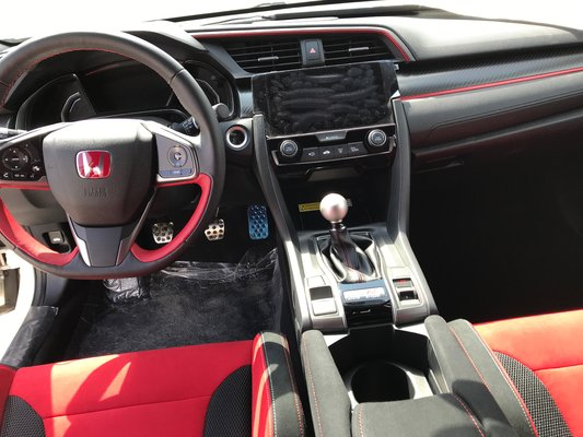 2018 Honda Civic Type R (9/22)