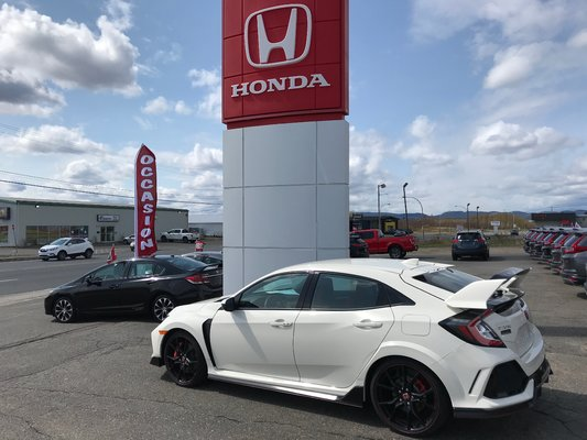 2018 Honda Civic Type R (6/22)