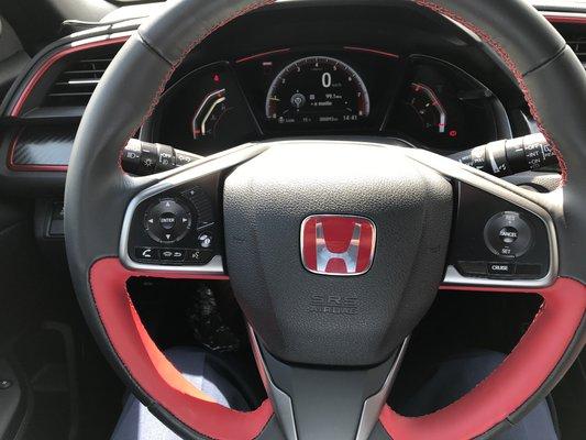 2018 Honda Civic Type R (16/22)