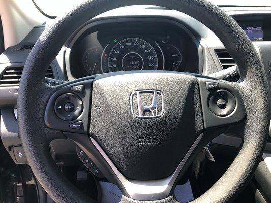 2014 Honda CR-V EX (12/21)