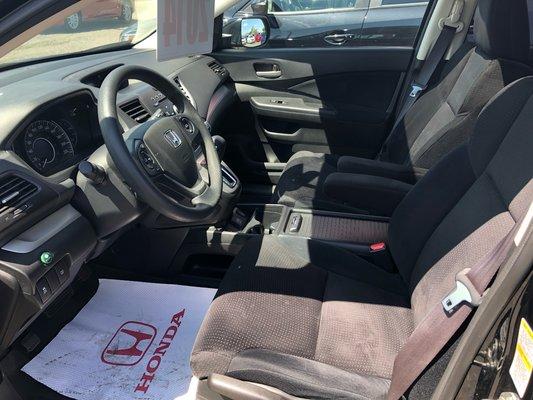 2014 Honda CR-V EX (8/21)