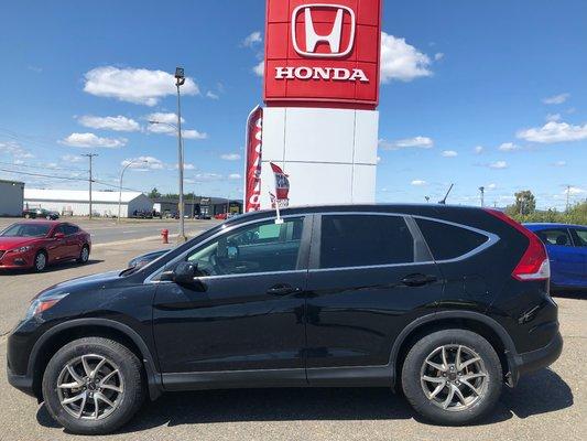 2014 Honda CR-V EX (7/21)