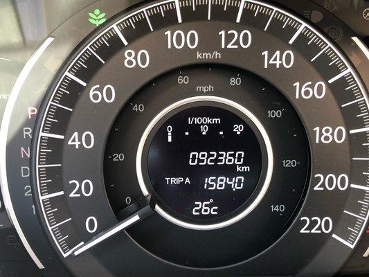 2014 Honda CR-V EX (11/21)