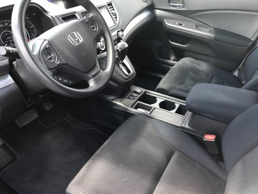 Honda CR-V SE 2015 awd (7/12)