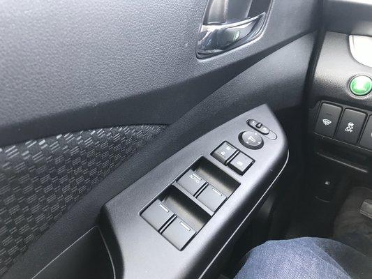Honda CR-V EX 2015 BAS KM (11/15)