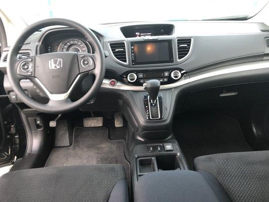 Honda CR-V EX 2015 BAS KM (9/15)