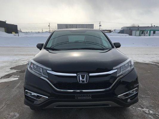Honda CR-V EX 2015 BAS KM (5/15)