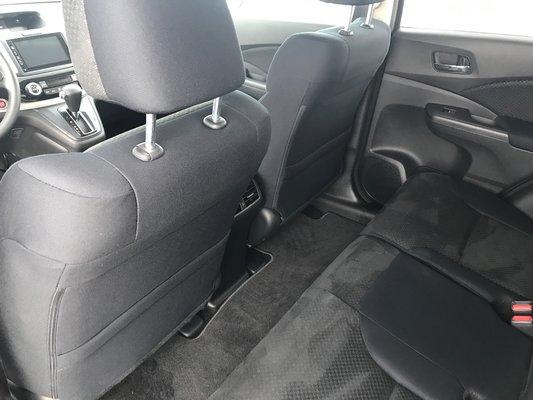 Honda CR-V EX 2015 BAS KM (8/15)