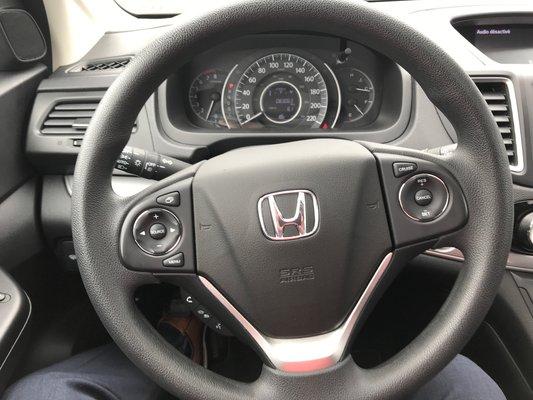2015 Honda CR-V EX (16/17)