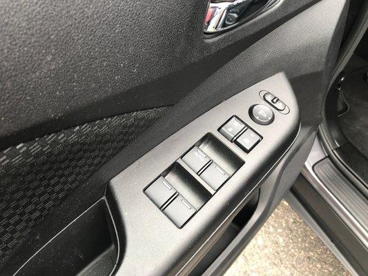 2015 Honda CR-V EX (12/17)