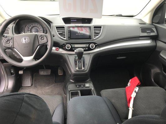 2015 Honda CR-V EX (10/17)