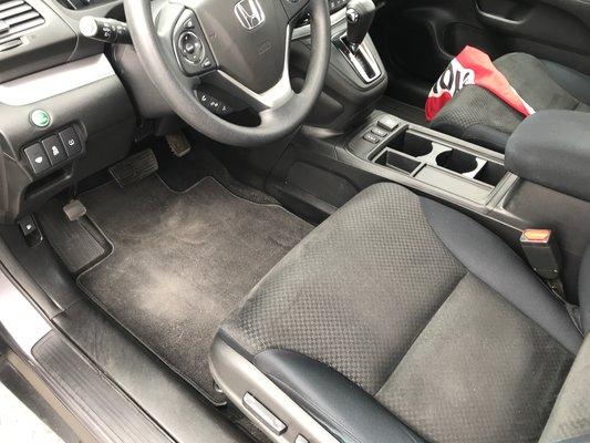 2015 Honda CR-V EX (8/17)