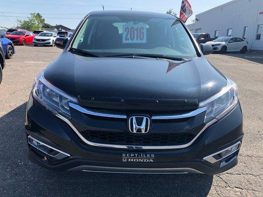 2016 Honda CR-V SE (5/20)