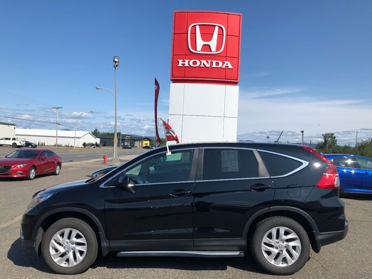 2016 Honda CR-V SE (7/20)