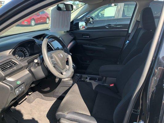 2016 Honda CR-V SE (8/20)