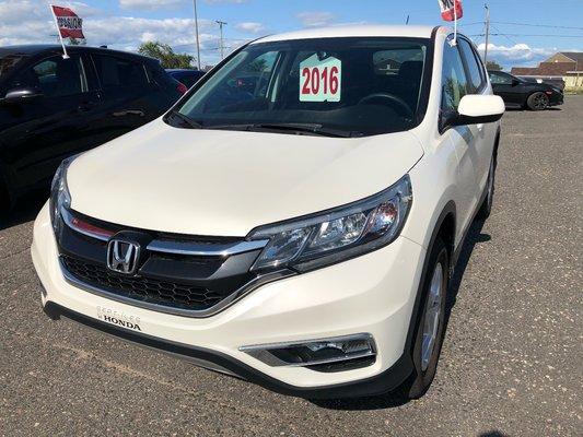 2016 Honda CR-V SE (1/21)