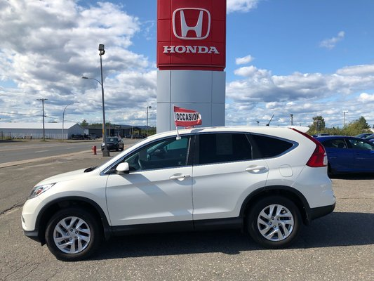 2016 Honda CR-V SE (7/21)