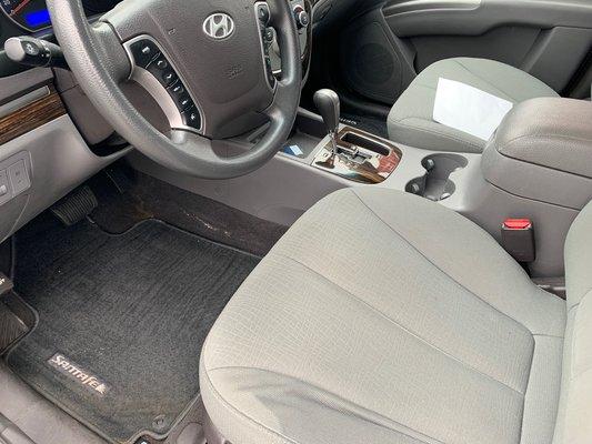 2010 Hyundai Santa Fe GL (9/16)